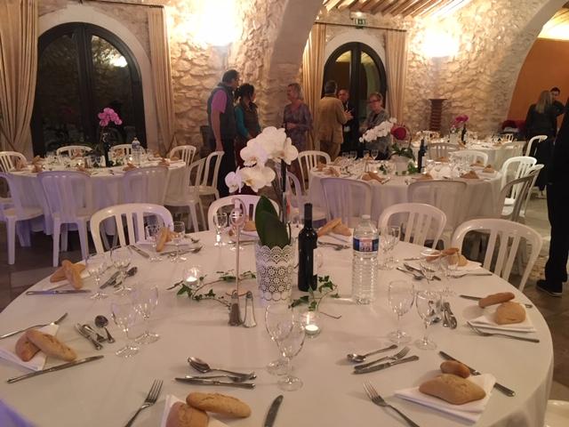 Traiteur mariage Cannes avec organisation et salle