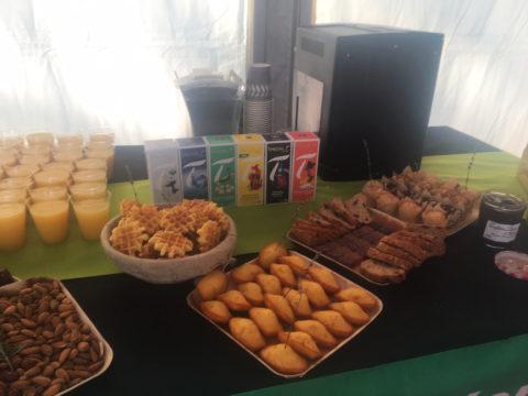 Traiteur pour Cocktail Anniversaire d'entreprise dans le Var